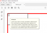 Visio PDF export with tooltips